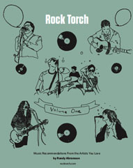 Rock Torch book cover