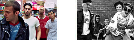 The So So Glos and Operation Ivy